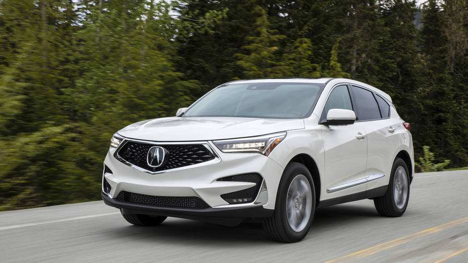 93 Best Review 2019 Acura Suv Interior for 2019 Acura Suv