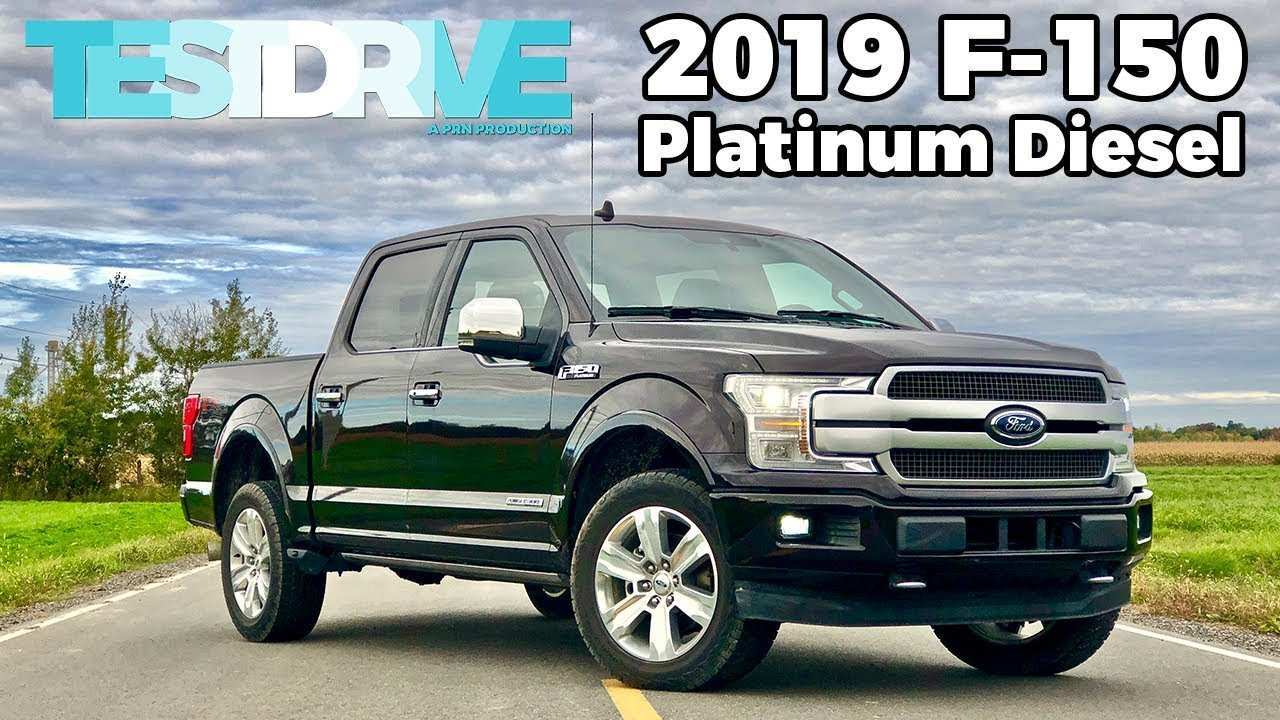 93 Best Review 2019 Ford 150 Diesel Release Date with 2019 Ford 150 Diesel