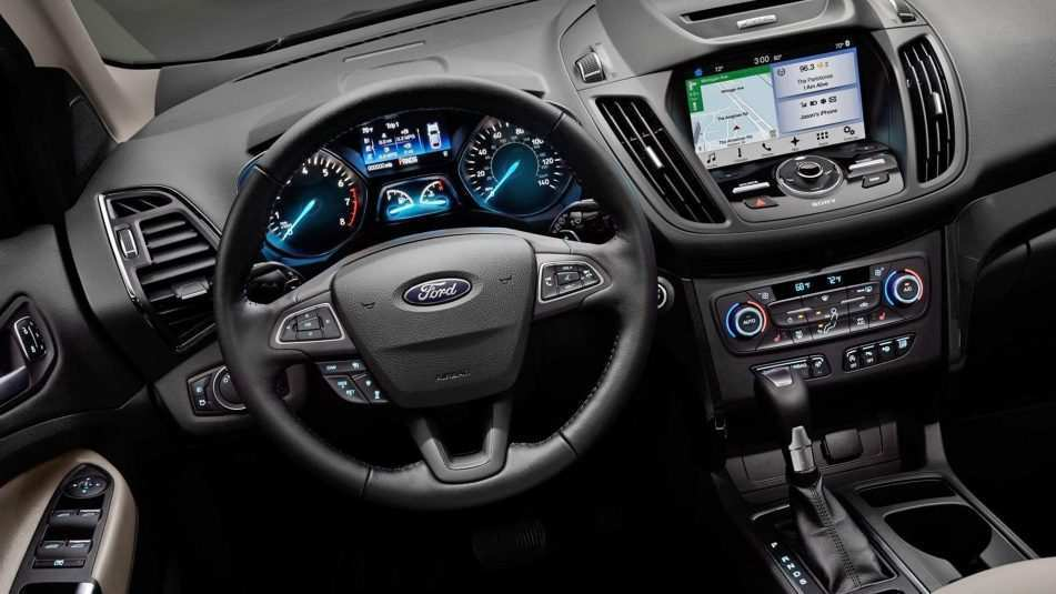 93 Best Review 2019 Ford Kuga Redesign and Concept by 2019 Ford Kuga
