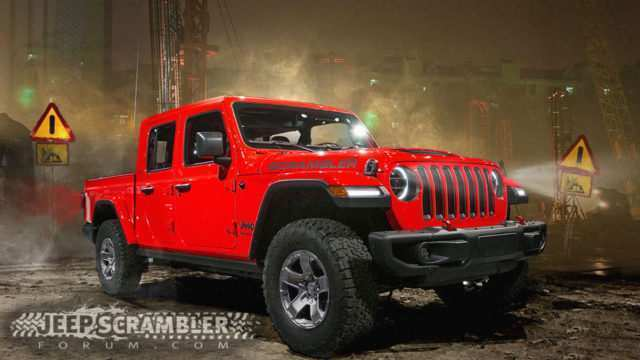 93 Best Review 2019 Jeep Truck News Price and Review for 2019 Jeep Truck News