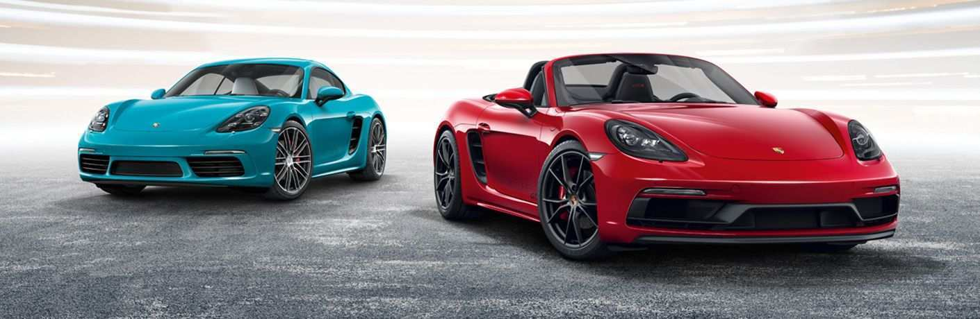 93 Best Review 2019 Porsche 718 Changes Spy Shoot for 2019 Porsche 718 Changes