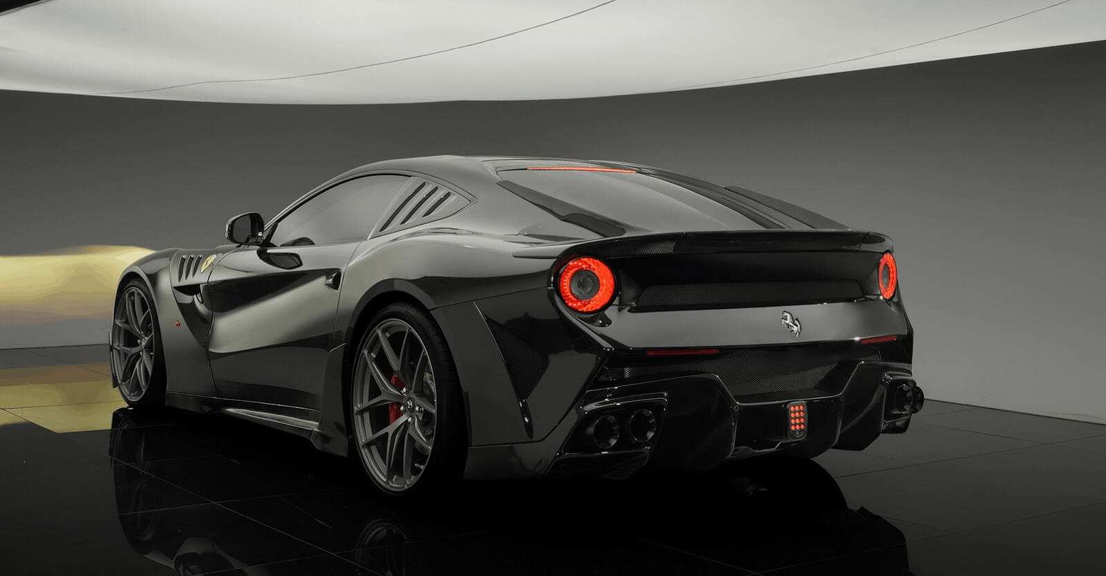 93 Best Review Ferrari F12 2020 Exterior with Ferrari F12 2020