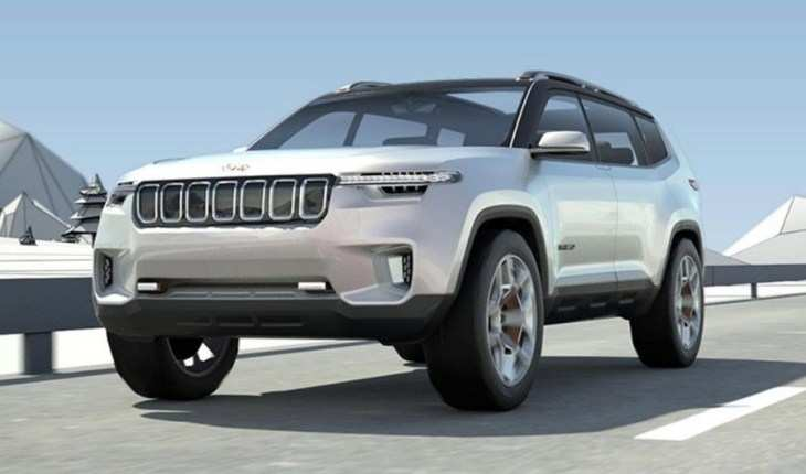 93 Best Review The 2019 Jeep Grand Wagoneer Speed Test for The 2019 Jeep Grand Wagoneer