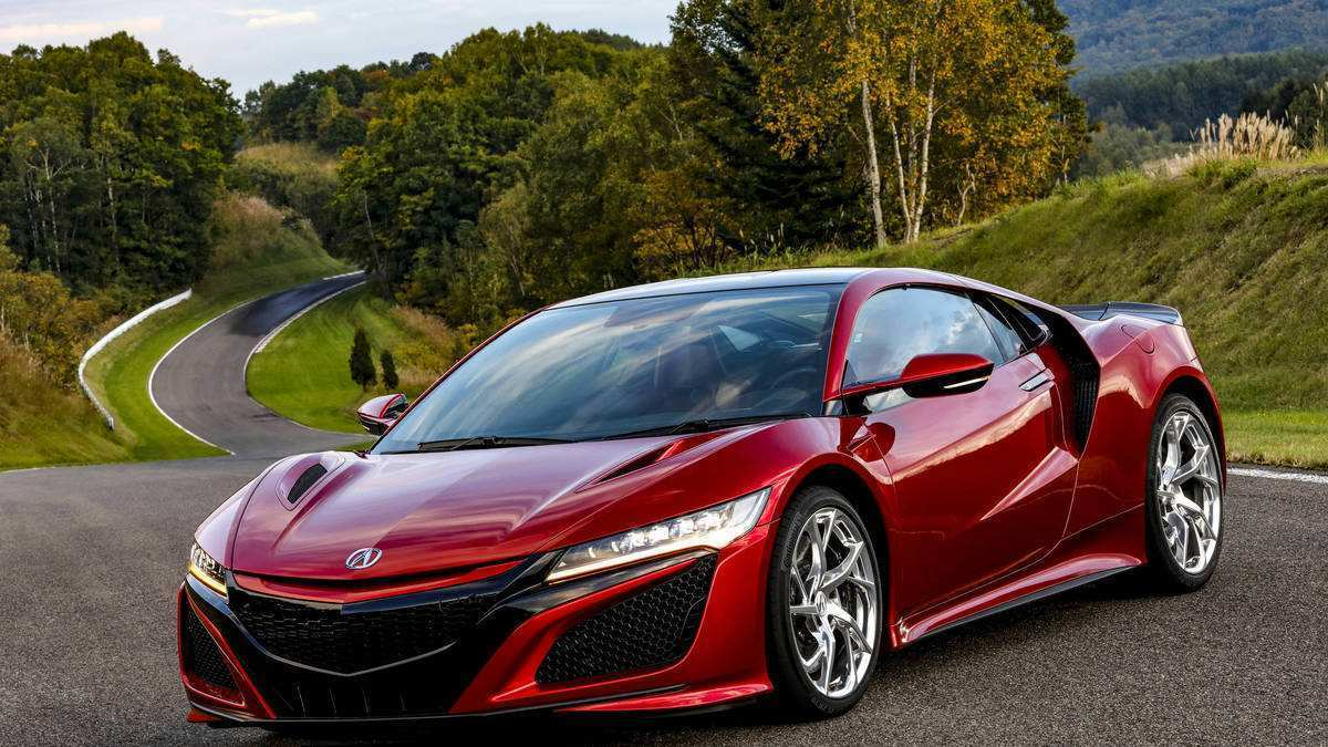 93 Concept of 2019 Acura Nsx Spy Shoot by 2019 Acura Nsx