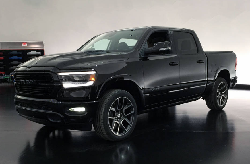 93 Concept of 2019 Dodge Ram 1500 Release Date Performance and New Engine for 2019 Dodge Ram 1500 Release Date