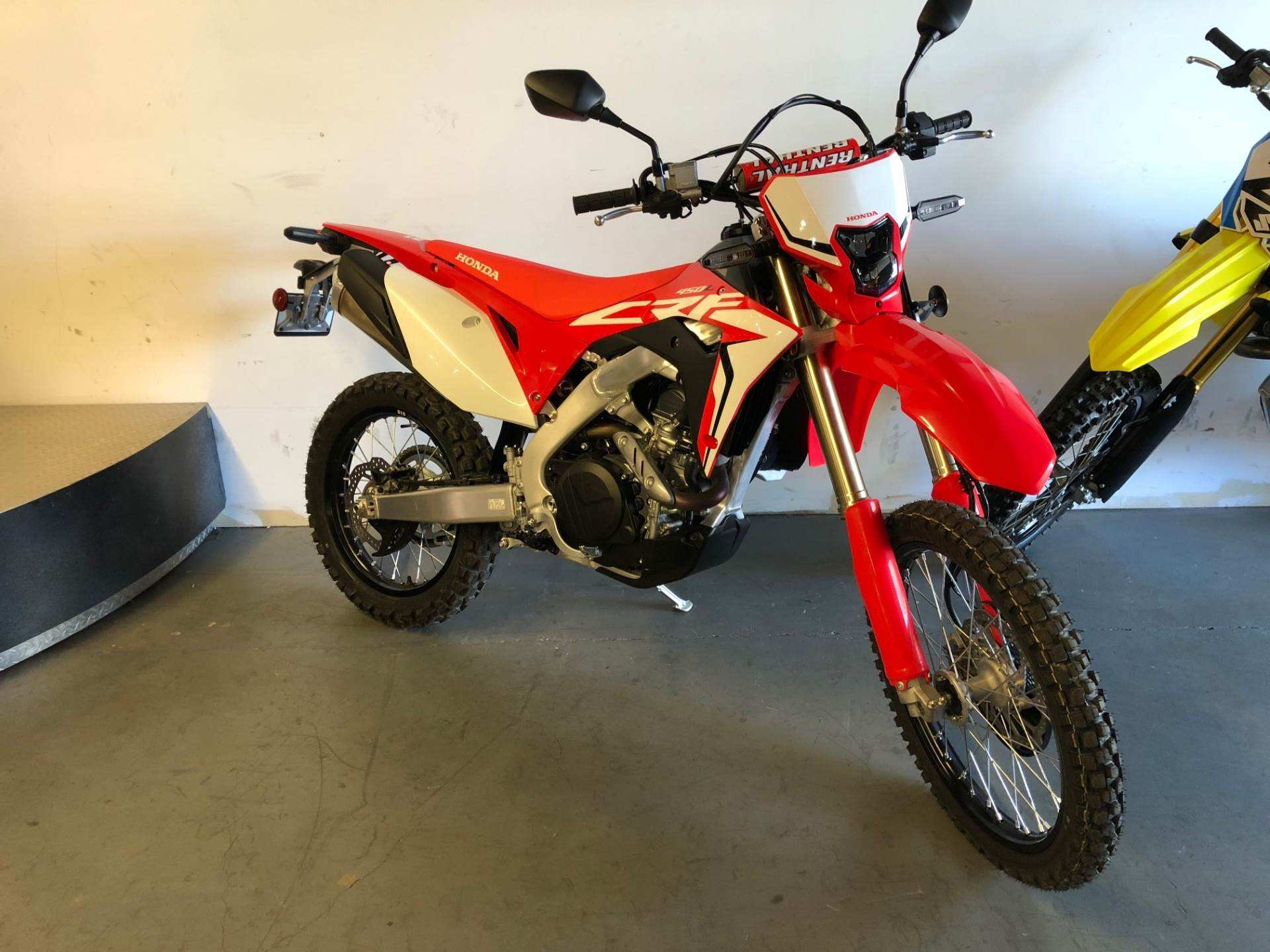 93 Concept of 2019 Honda Crf450L Exterior for 2019 Honda Crf450L