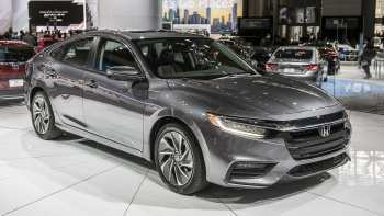 93 Concept of 2019 Honda Insight Hybrid Photos with 2019 Honda Insight Hybrid