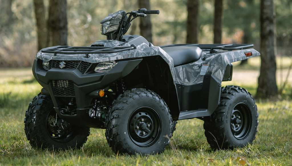 93 Concept of 2019 Suzuki King Quad Performance with 2019 Suzuki King Quad