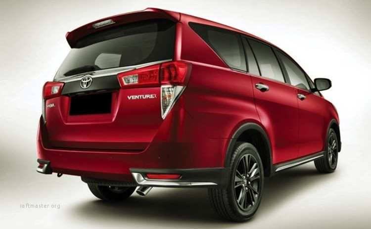 93 Concept of 2019 Toyota Innova Spesification by 2019 Toyota Innova
