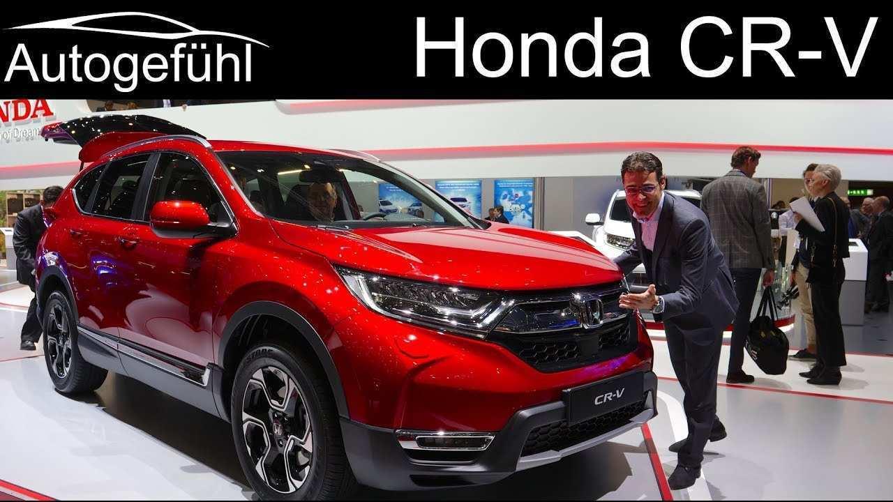 93 Concept of New 2019 Honda Crv Redesign for New 2019 Honda Crv