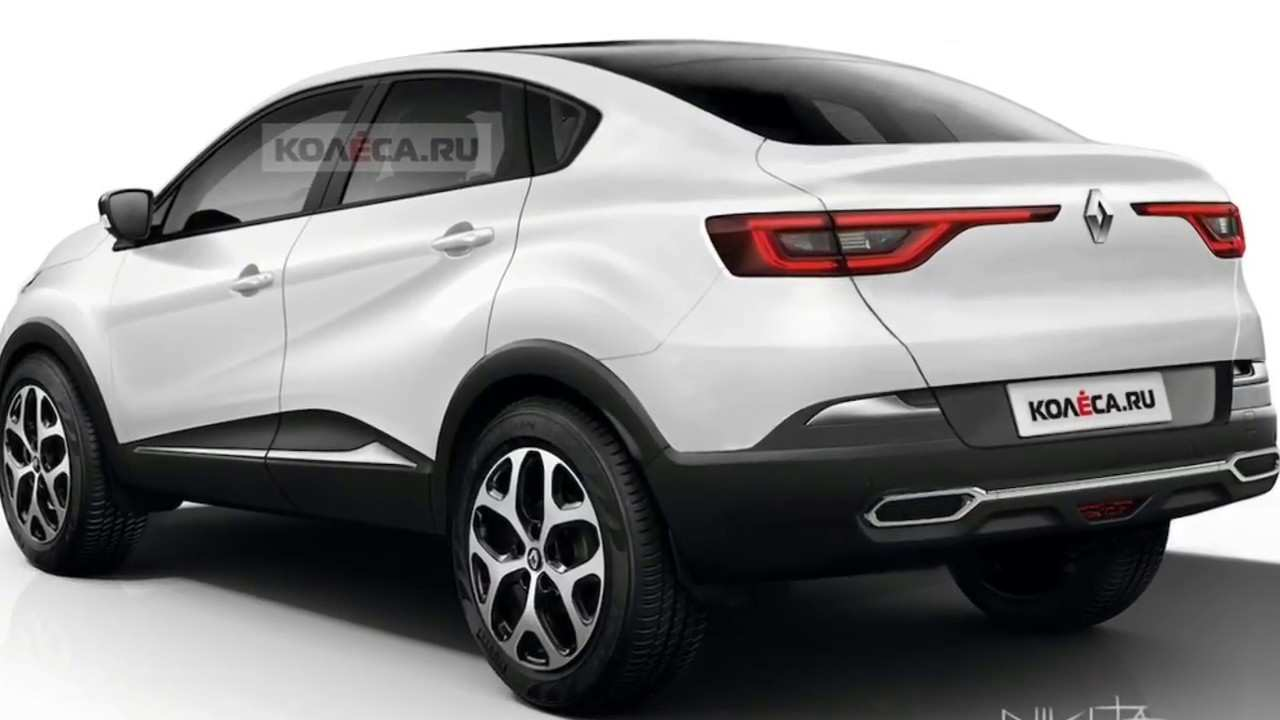93 Concept of Renault Kaptur 2019 Research New with Renault Kaptur 2019