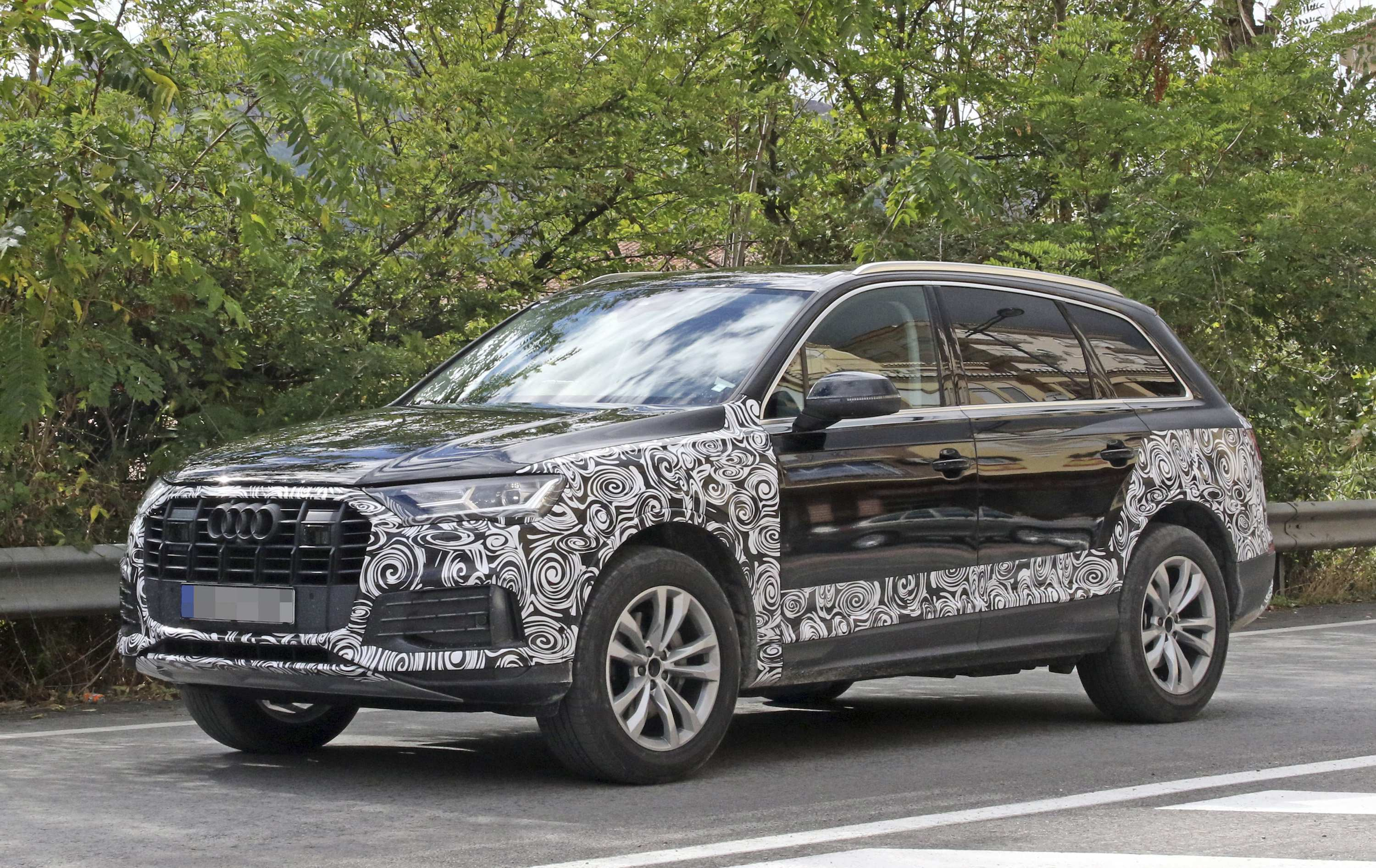 93 Gallery of 2019 Audi Q7 Facelift Pricing for 2019 Audi Q7 Facelift