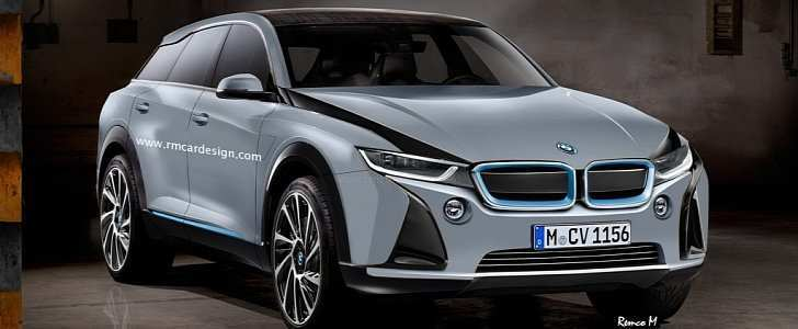 93 Gallery of 2019 Bmw Electric Car New Review for 2019 Bmw Electric Car