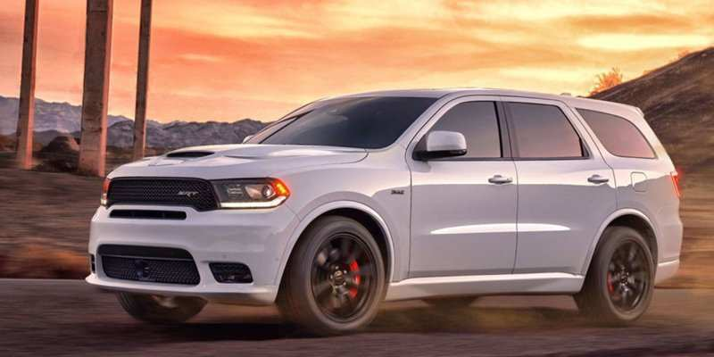 93 Gallery of 2019 Dodge Durango Model for 2019 Dodge Durango