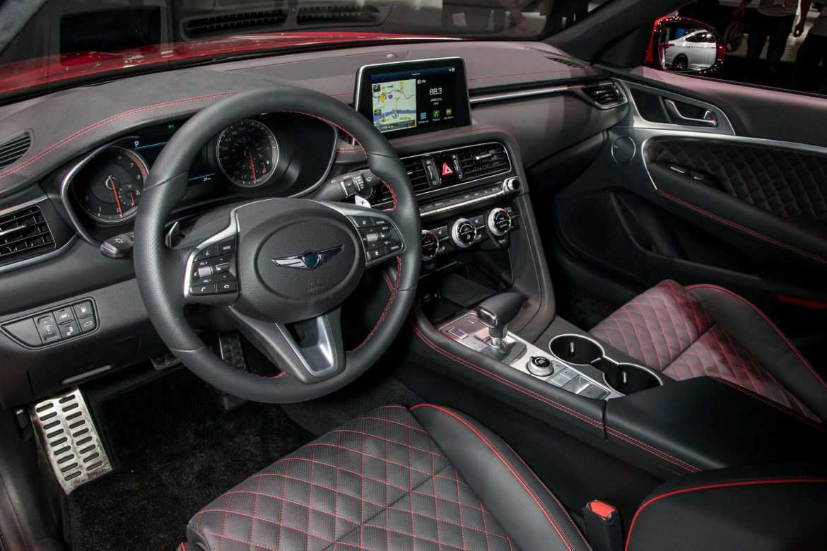 93 Gallery of 2019 Genesis G70 Specs Performance by 2019 Genesis G70 Specs