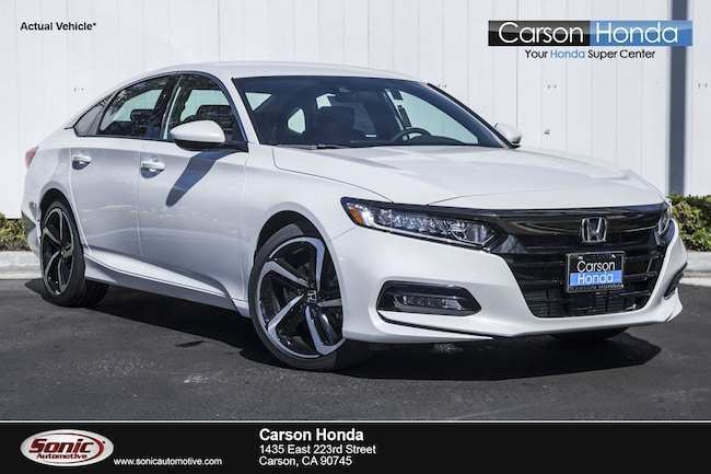 93 Gallery of 2019 Honda Accord Sport New Concept for 2019 Honda Accord Sport
