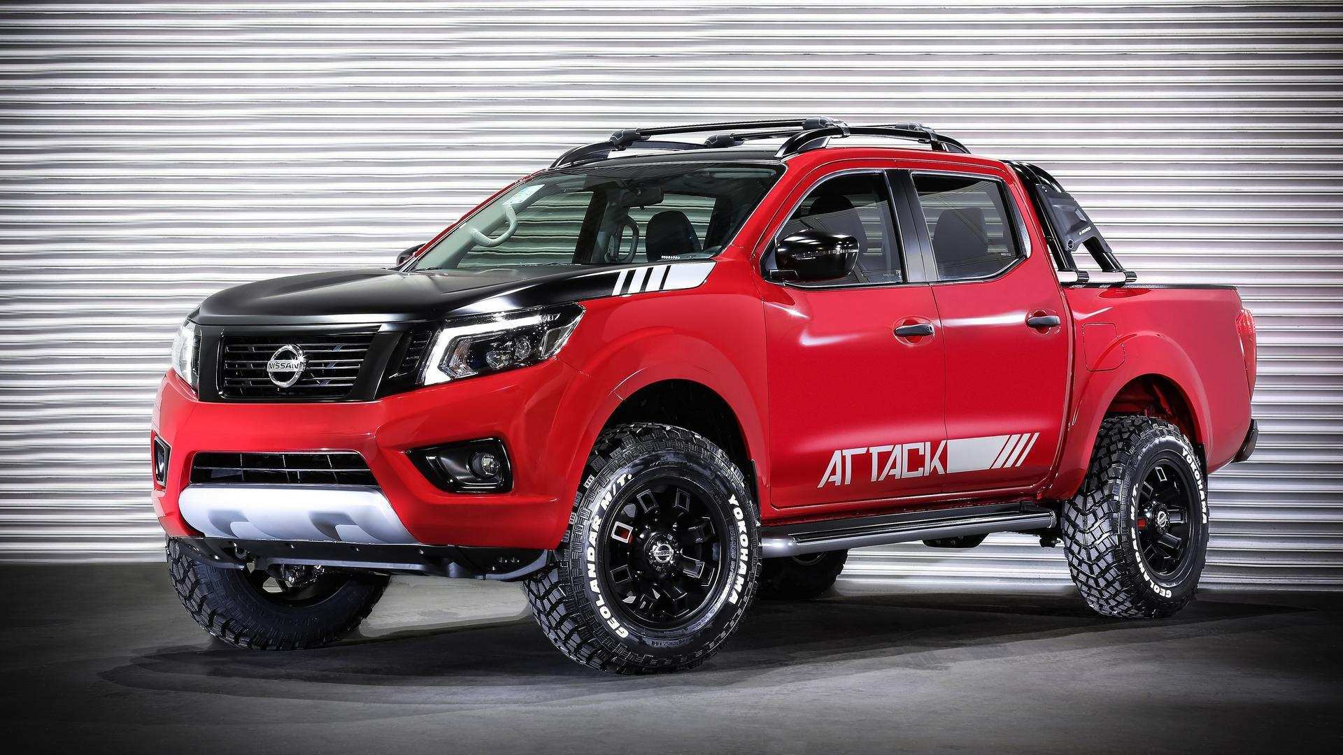 93 Gallery of 2019 Nissan Frontier Attack Redesign with 2019 Nissan Frontier Attack