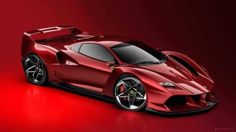 93 Gallery of 2020 Ferrari Models Performance and New Engine for 2020 Ferrari Models