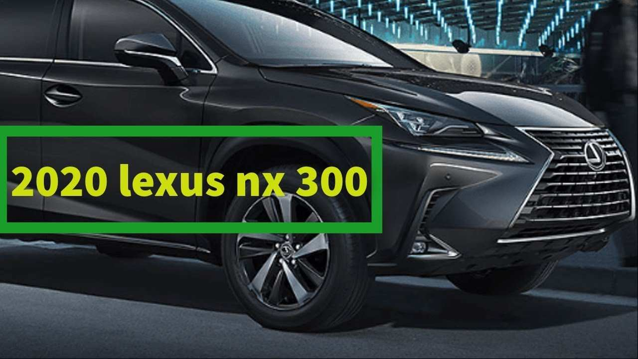 93 Gallery of 2020 Lexus Nx 300 Pictures by 2020 Lexus Nx 300
