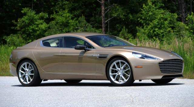 93 Great 2019 Aston Martin Rapide Model with 2019 Aston Martin Rapide