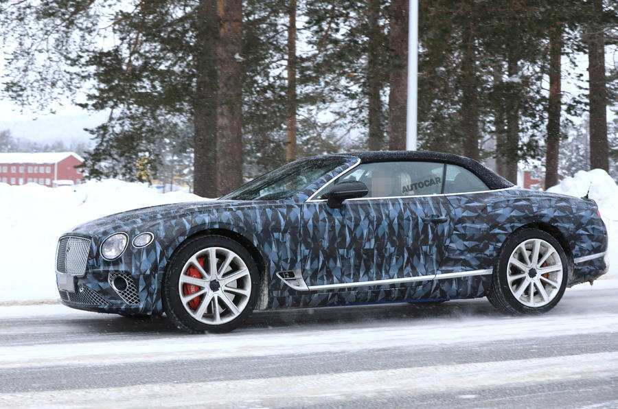 93 Great 2019 Bentley Continental Gtc Release Date for 2019 Bentley Continental Gtc