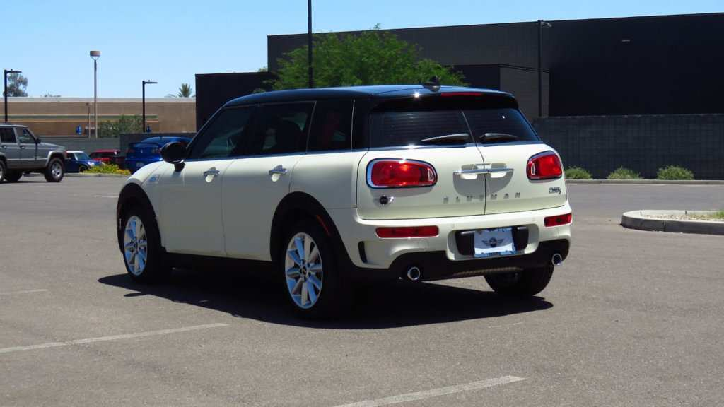 93 Great 2019 Mini Cooper Clubman Price by 2019 Mini Cooper Clubman