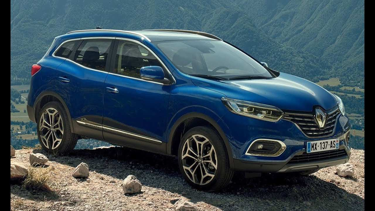 93 Great 2019 Renault Kadjar Picture by 2019 Renault Kadjar