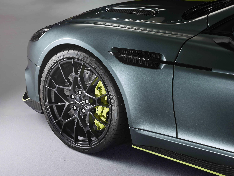 93 New 2019 Aston Martin Rapide Specs by 2019 Aston Martin Rapide