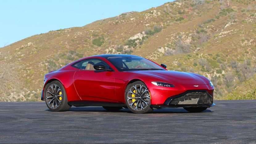 93 New 2019 Aston Martin Vantage Review Picture by 2019 Aston Martin Vantage Review