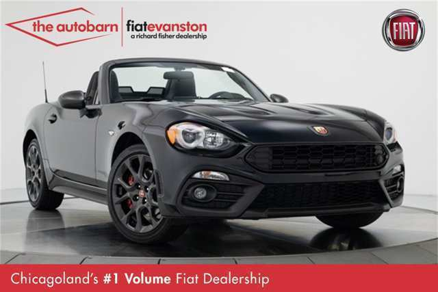 93 New 2019 Fiat Convertible Performance with 2019 Fiat Convertible