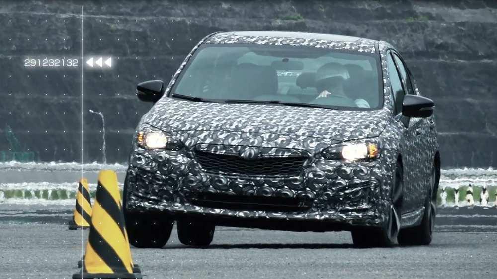 93 New 2019 Subaru Global Platform Concept with 2019 Subaru Global Platform