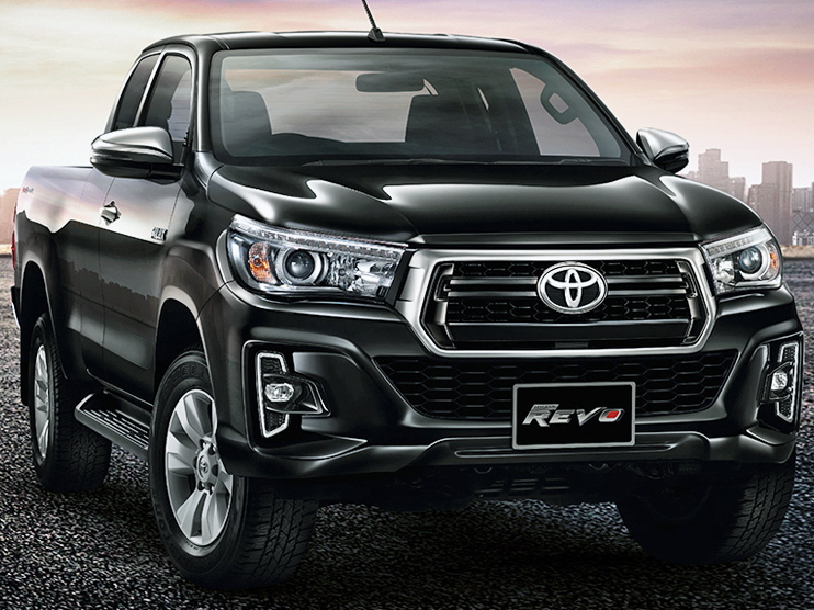 93 New 2019 Toyota Bakkie Ratings for 2019 Toyota Bakkie