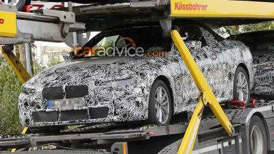 93 New 2020 Bmw 4 Series Spy Shoot by 2020 Bmw 4 Series