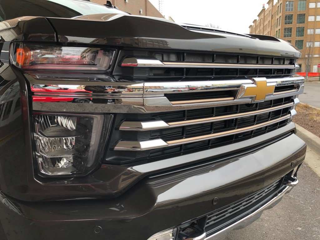 93 New 2020 Chevrolet Hd Price with 2020 Chevrolet Hd