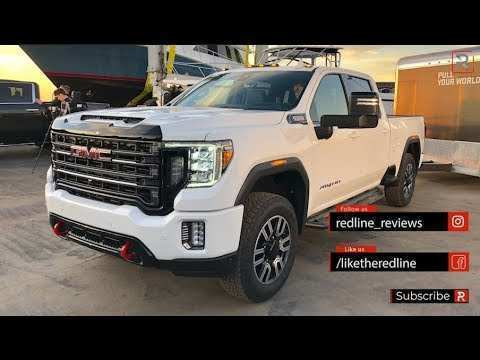 93 New 2020 Gmc 2500 First Drive for 2020 Gmc 2500