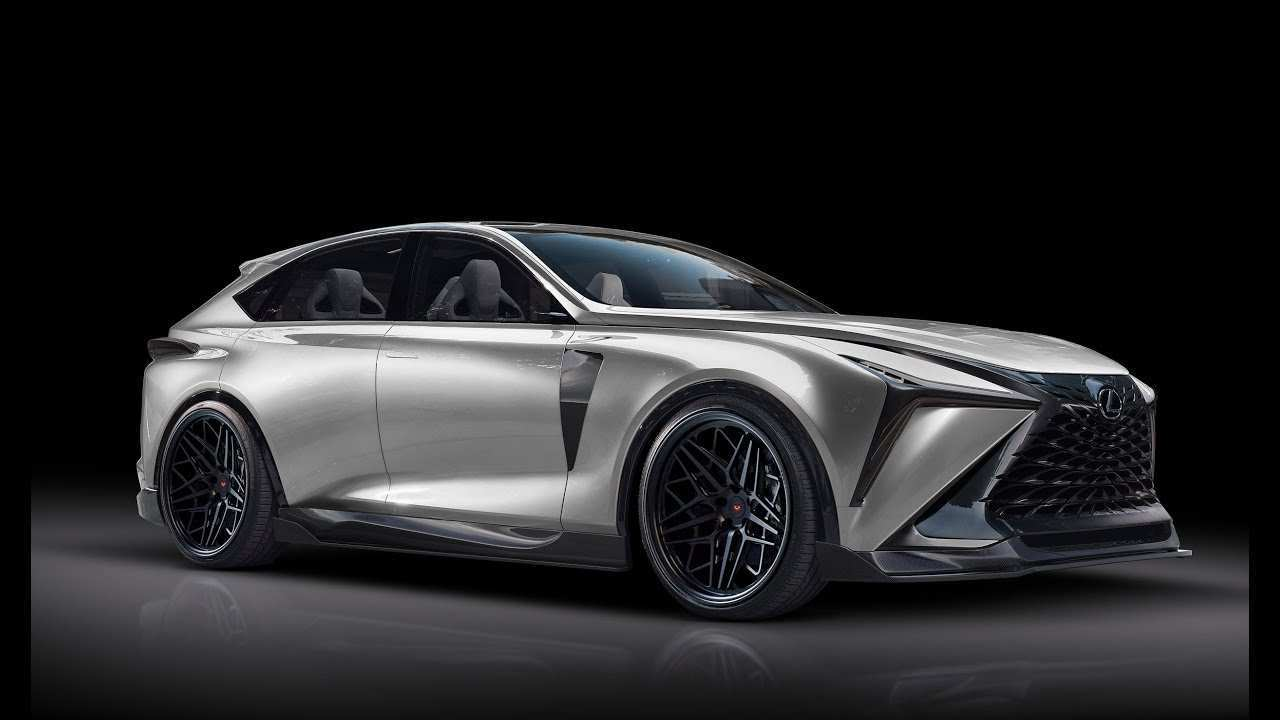 93 New 2020 Lexus Lf1 Interior for 2020 Lexus Lf1