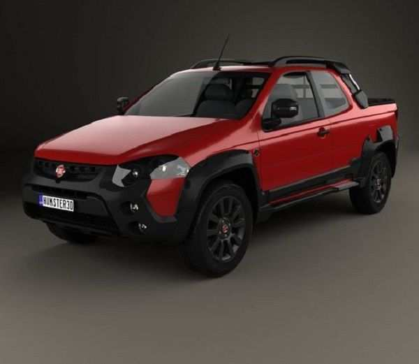 93 New Fiat Strada 2019 2 New Review with Fiat Strada 2019 2