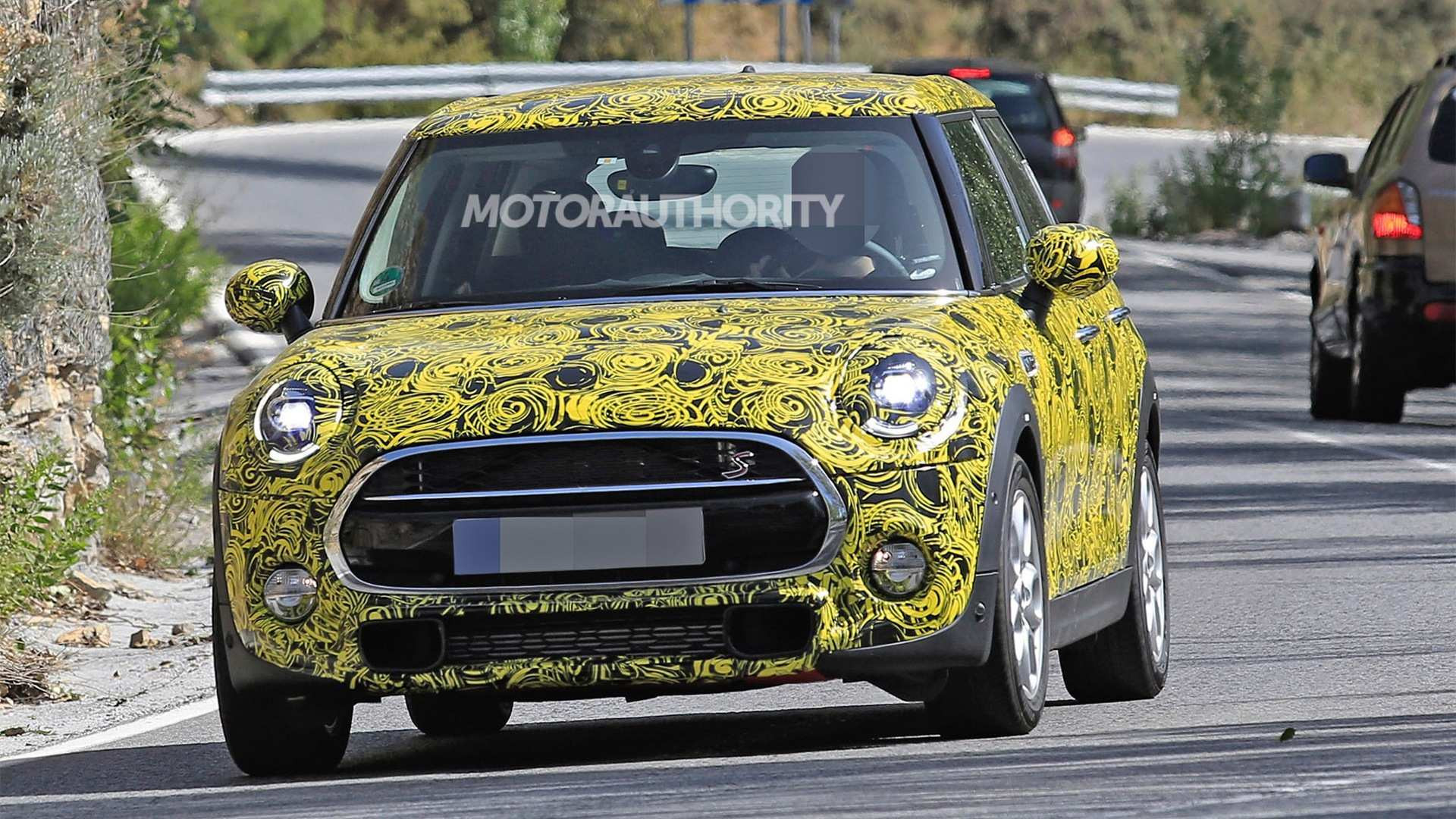 93 New Mini 2019 Facelift Redesign and Concept for Mini 2019 Facelift
