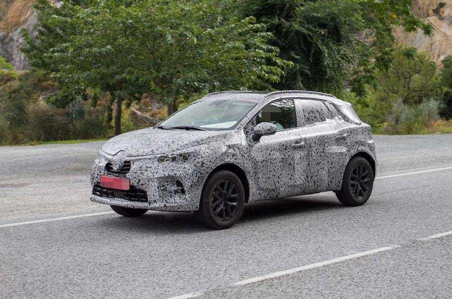 93 New Renault Kaptur 2019 Overview for Renault Kaptur 2019