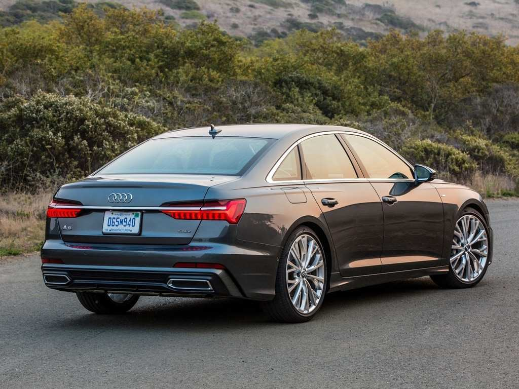 93 The 2019 Audi A6 Review Overview by 2019 Audi A6 Review