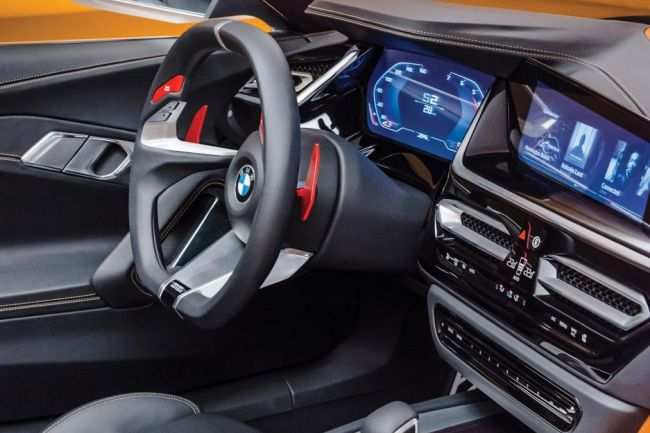 93 The 2019 Bmw Z4 Interior Spesification by 2019 Bmw Z4 Interior