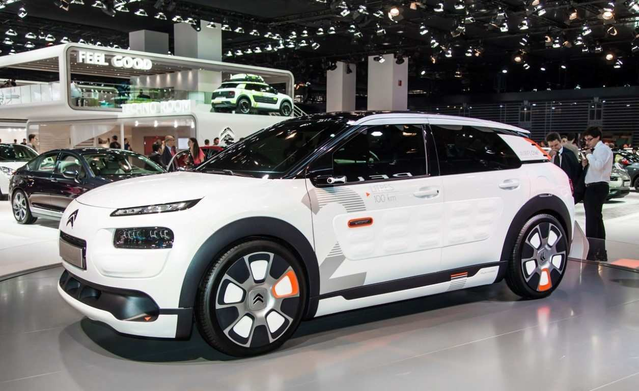 93 The 2019 Citroen Cactus Specs by 2019 Citroen Cactus