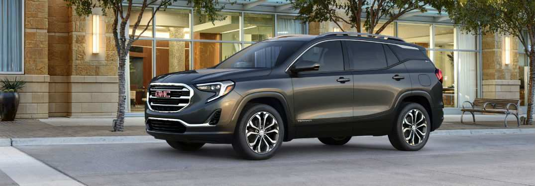 93 The 2019 Gmc Terrain Speed Test for 2019 Gmc Terrain