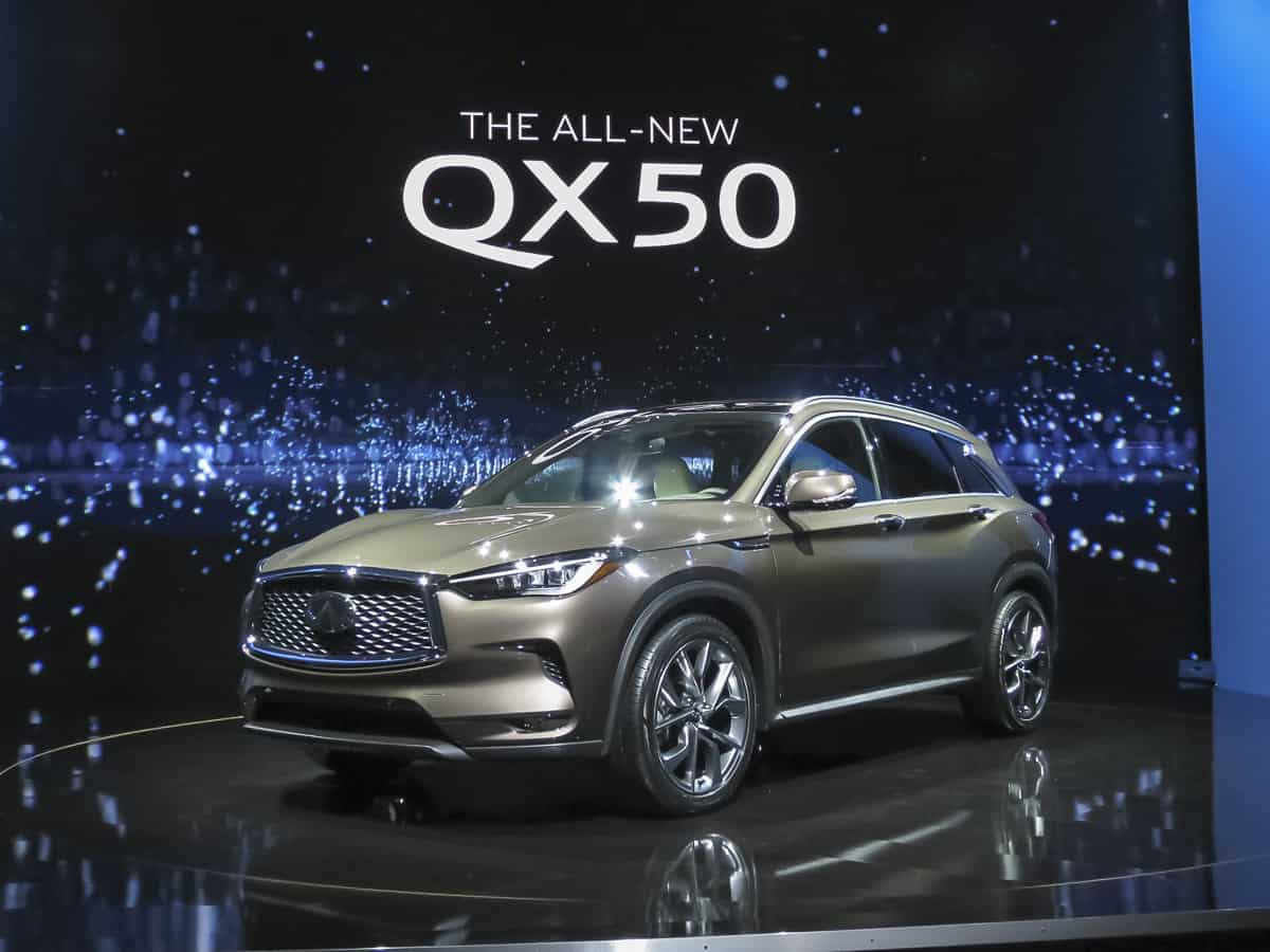 93 The 2019 Infiniti Qx50 Redesign Picture by 2019 Infiniti Qx50 Redesign
