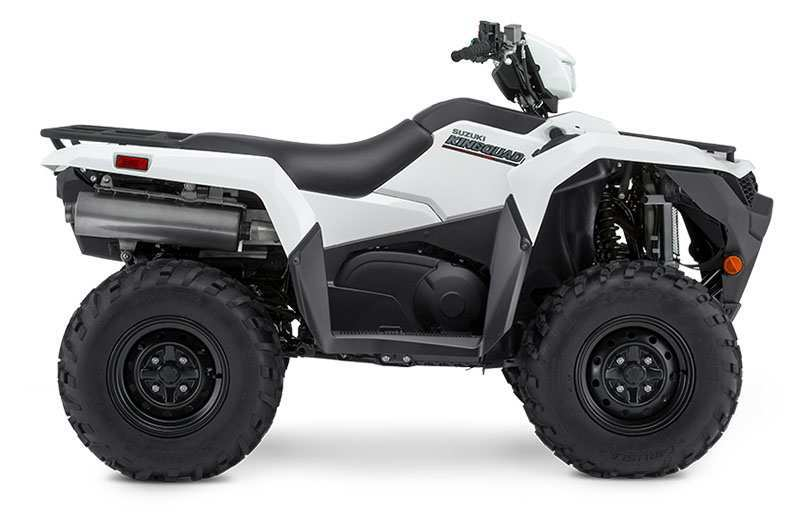 93 The 2019 Suzuki King Quad Ratings for 2019 Suzuki King Quad