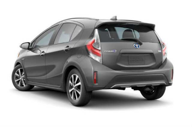 93 The 2019 Toyota Prius C Performance and New Engine with 2019 Toyota Prius C