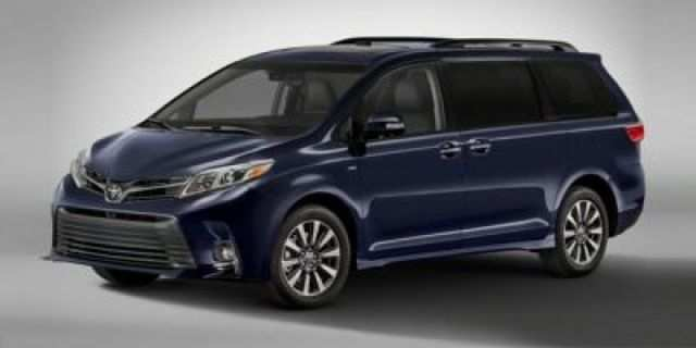 93 The 2019 Toyota Sienna Performance for 2019 Toyota Sienna