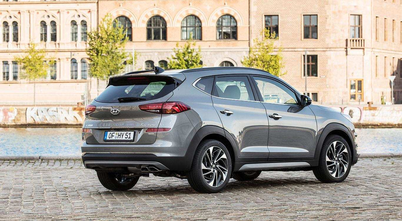 93 The Hyundai Tucson 2019 Facelift First Drive for Hyundai Tucson 2019 Facelift
