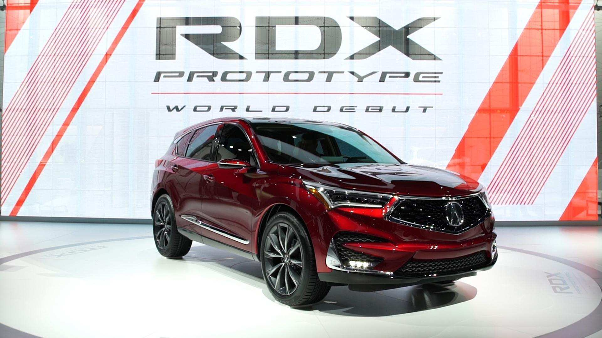 94 All New 2019 Acura Rdx Release Date Photos with 2019 Acura Rdx Release Date