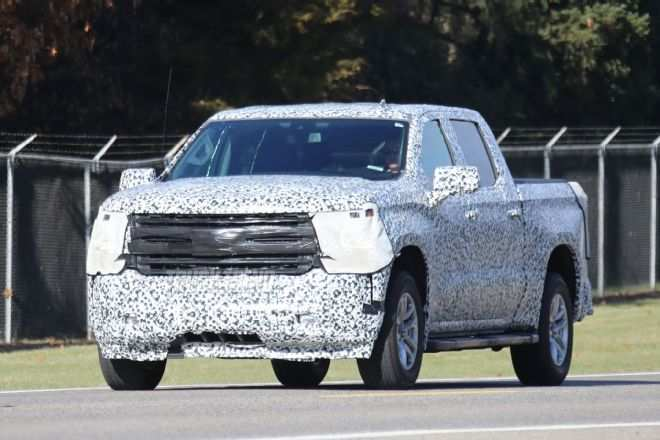 94 All New 2019 Chevrolet Silverado Spy Photos Engine for 2019 Chevrolet Silverado Spy Photos